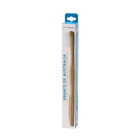 Grants Toothbrush Bamboo Adult Medium