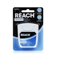 Reach Waxed Dental Floss 50m