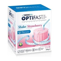 Optifast VLCD Strawberry Shake 12 x 53g