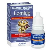 Lomide Eye Drops 10mL