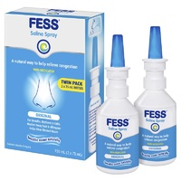 FESS Nasal Spray Twin Pack 150mL