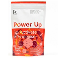 Activated Nutrients Power Up Energy Powder 224g