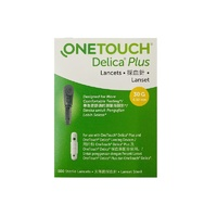 One Touch Verioflex Delica Lancets 100