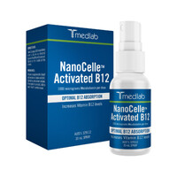 Medlab NanoCelle Activated B12 30mL
