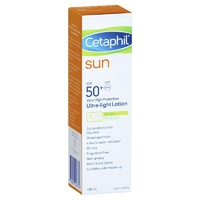 Cetaphil Sun Ultra Light Lotion SPF 50+ 100mL