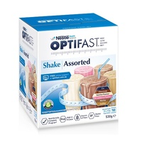 Optifast VLCD Assorted Shake 10 x 53g