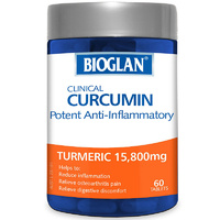 Bioglan Clinical Curcumin 60 Tablets