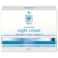 Ego QV Face Nurturing Night Cream 50g