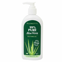 Plunkett's Aloe Vera Soothing Gel 240mL
