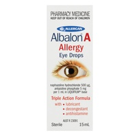 Albalon A Allergy Eye Drops 15mL