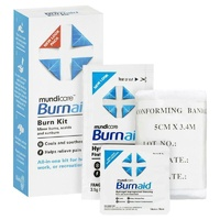 Mundicare Burnaid Burn Kit