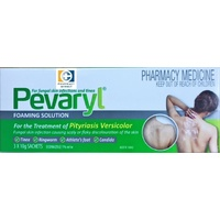 Pevaryl Foaming Solution 3 x 10G Sachets
