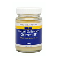 Gold Cross Methyl Salicylate Ointment BP 100g