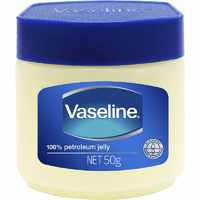 Vaseline 100% Petroleum Jelly 50g