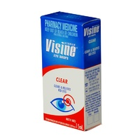 Visine Clear Eye Drops 15mL