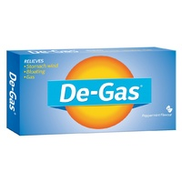 De-Gas Capsules Peppermint 48