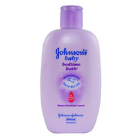 Johnson's Baby bedtime bath 200mL