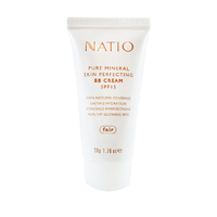 Natio Pure Mineral Skin Perfecting BB Cream SPF 15 Fair 50g