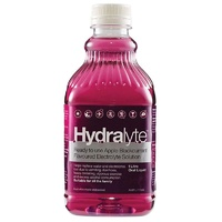 Hydralyte Apple Blackcurrant Electrolyte Solution 1 Litre