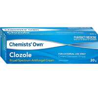 Chemists' Own Clozole Antifungal Cream 20g