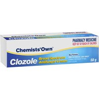 Chemists' Own Clozole Antifungal Cream 50g