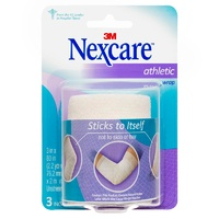 Nexcare 3M Self-Adhering Coban Athletic Wrap 76.2mm x 2m