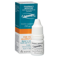 Zaditen Sterile Eye Drops 5mL
