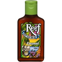 Reef Deep Sun Tan Oil Coconut 125mL