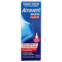 Atrovent Forte Nasal Spray 15mL