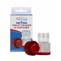 Surgipack Safe-T-Dose Tablet Crusher & Container