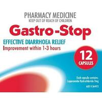 Gastro-Stop 2mg Capsules 12