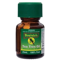 Bosisto's Tea Tree Oil 25mL