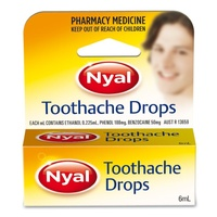 Nyal Toothache Drops 6mL