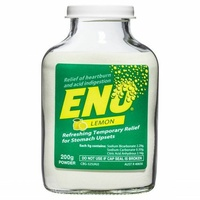 Eno Fruit Salt Powder Lemon 200g