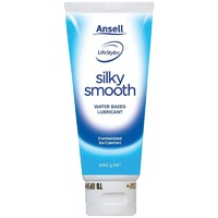 Ansell Lifestyles Silky Smooth Personal Lubricant 100g