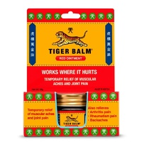 Tiger Balm Analgesic Red Ointment 18g