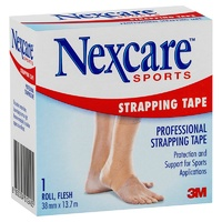 Nexcare 3M Sports Professional Strapping Tape 1 Roll 38mm x 13.7m