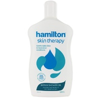 Hamilton Skin Therapy Bath & Shower Oil 500mL