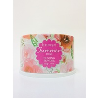 Fleurique Dusting Powder Summer Rose 100g