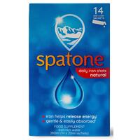 Spatone 100% Natural Iron Supplement Sachets 14