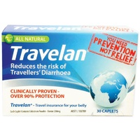 Travelan Sugarless 30 Capsules