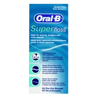 Oral-B Super Floss 50 Strands