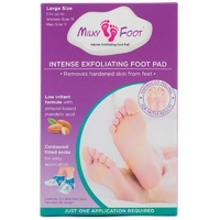 Milky Foot Intense Exfoliating Foot Pad Large