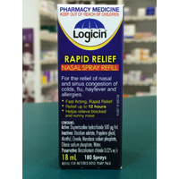 Logicin Nasal Spray Refill 18mL