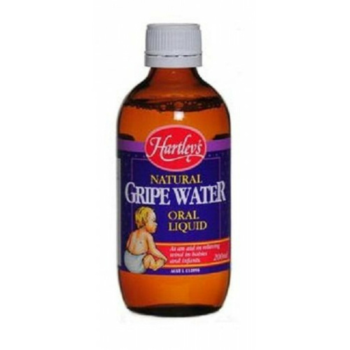 Hartley's Natural Gripe Water 200mL