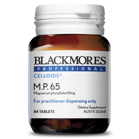 Blackmores M.P.65 84 Tablets