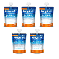 Rehydraid Concentrate Orange 250ml [Bulk Buy 5 Units]