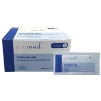 Promed Lubricating Jelly 3g Sachets 144 Pack