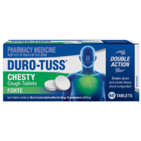 Duro-Tuss Chesty Forte 60 Tablets