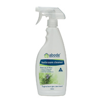 Abode Bathroom Cleaner Rosemary & Mint 500ml Spray